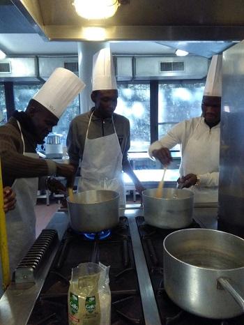 Corso di cucina 2017