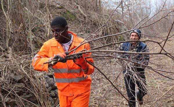 Volontariato Capo di Ponte 2018