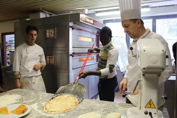 Corso pizzaiolo e panificatore