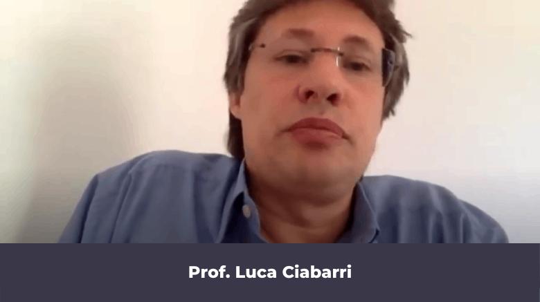 Prof. Luca Ciabarri