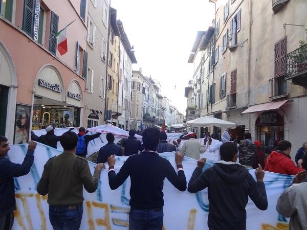Marcia dell'Accoglienza