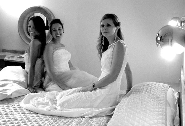 Sfilata in abito da sposa