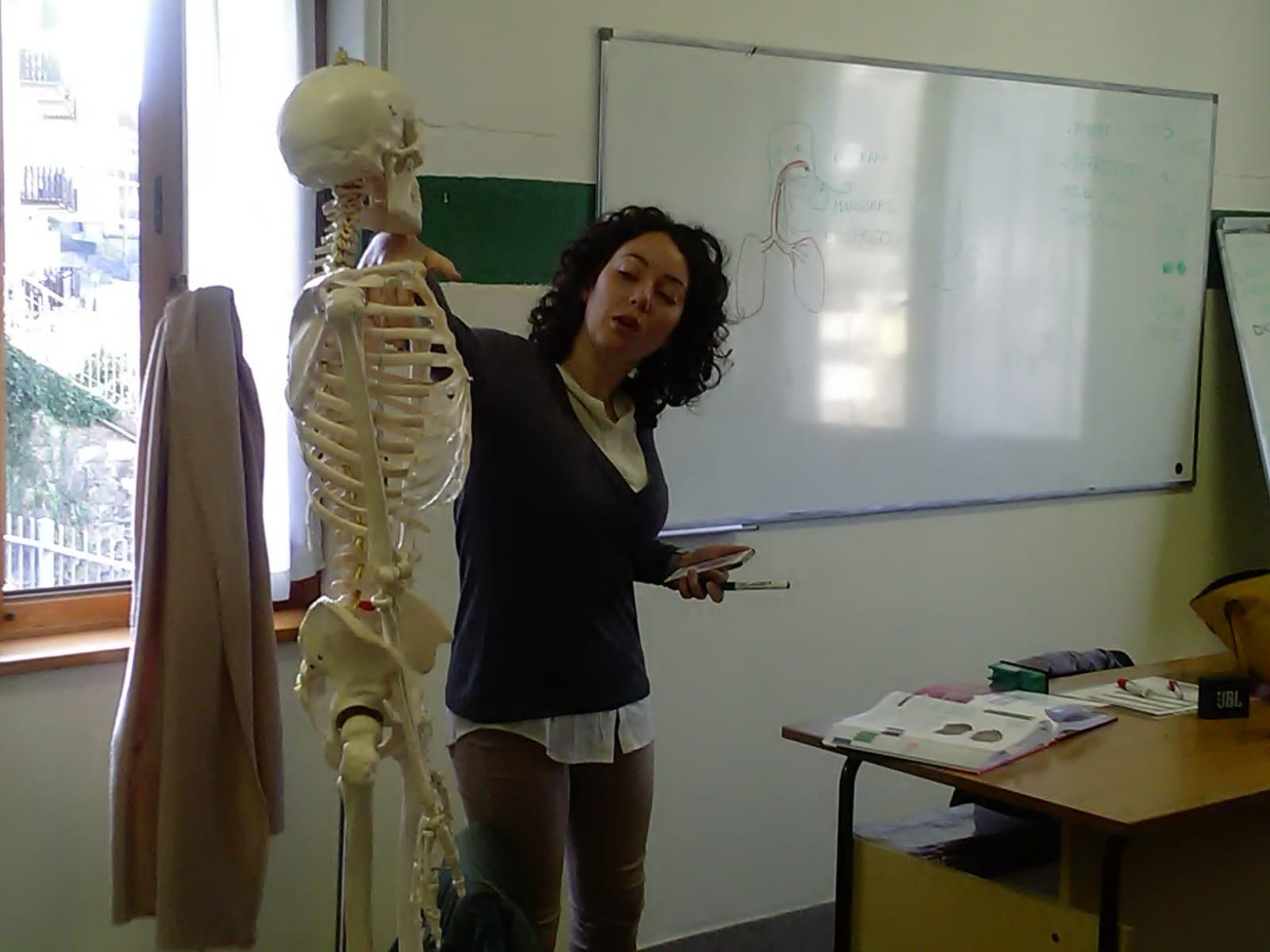 Lezione di anatomia