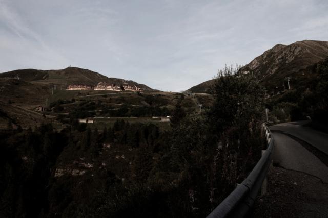 Profughi a Montecampione